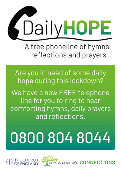 Helpline for Encouragement